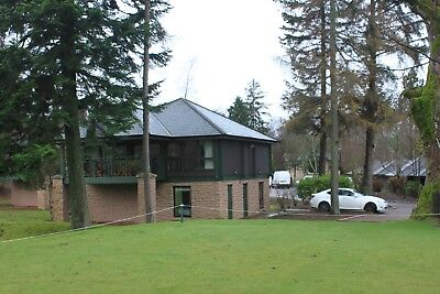 Cameron House 3 Bed Lodge for Sale. Week 50 Ownership 09th-16th December