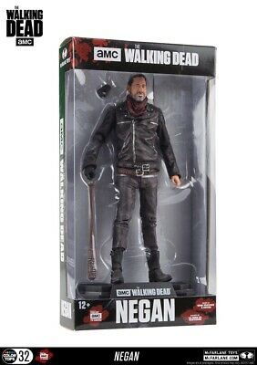 McFarlane Toys The Walking Dead - Negan 17cm Color Tops Figur