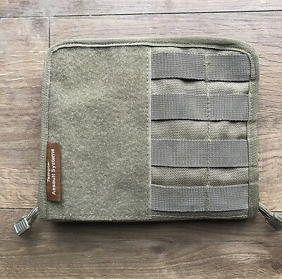 Templar Assault Systems MOLLE commanders Pouch Coyote Tan