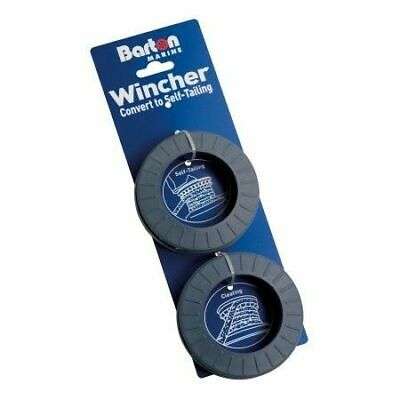 Wincher grey rubber size l for 12-14mm rope BARTON