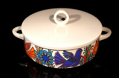 Beautiful Villeroy Boch Acapulco Covered Casserole Dish