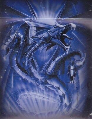 "Deckbox ""Dark Blue Diamond Dragon"" NEU & OVP"
