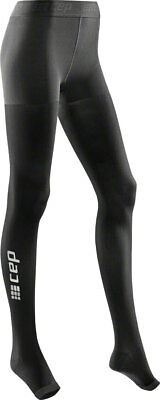 CEP Recovery+ Pro Women's Compression Tights: Black II