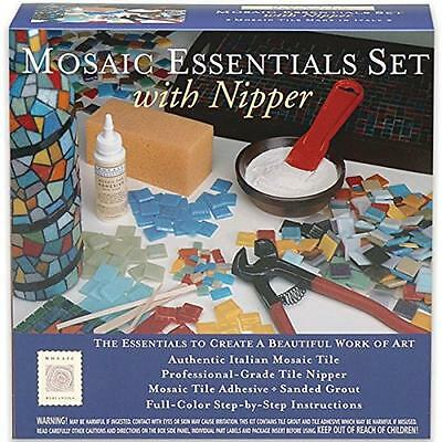 Mosaic Mercantile Mosaic Essential Set with Nipper NEW, Free Shipping