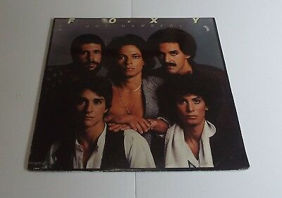 Foxy Hot Numbers Vinyl LP New Sealed
