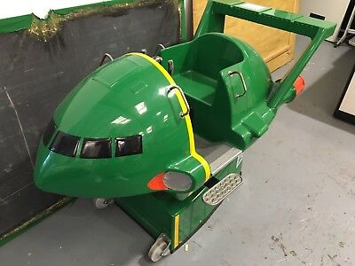 Coin Operated Thunderbirds Kiddie Ride
