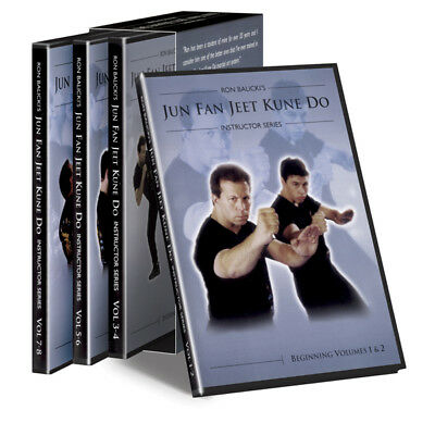 Cold Steel DVDs & CDs VDJKD Training DVD Ron Balicki's Jun Fan Jeet KuneDo