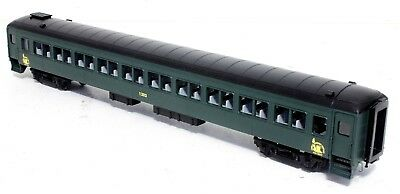 Two Weaver Pullman-Bradley Passenger Coaches - Jersey Central - O Scale, 2-rail.