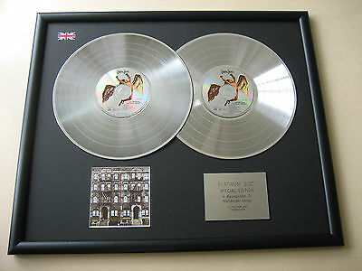 LED ZEPPELIN Physical Graffiti DOUBLE CD DISC Platinum Presentation