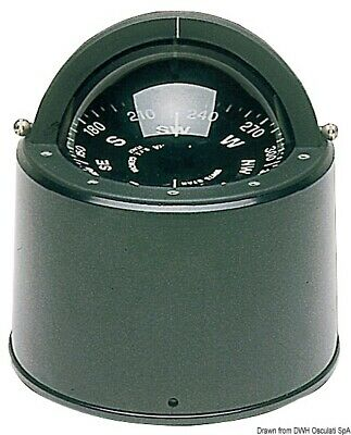 """Boat Marine Compass 5"""" 130mm removable rose fishing boats Riviera"""