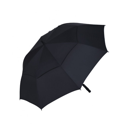 "Hermle 68"" Double Canopy Automatic Golf Umbrella"