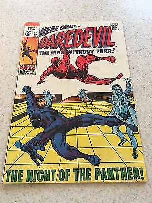 Daredevil  52  VF/NM  9.0   High Grade   Barry Smith Art   Netflix   Defenders