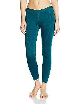 Odlo REVOLUTION TW WARM TIGHTS, Green Turquoise, S. Best Price