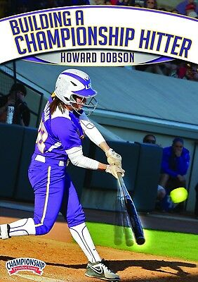 Howard Dobson: Building a Championship Hitter (DVD). UK Sports & Ourdoors