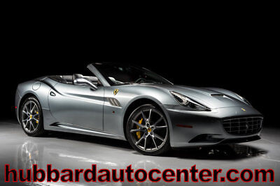 2013 Ferrari California 2dr Convertible 2013 Ferrari California Low Miles, Hard To Find Special Handling Package Loaded