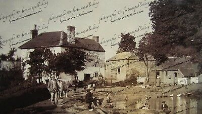 COOKLEY 6 x 4 Photo of rare IMAGE BY THE WATER WORCESTERSHIRE