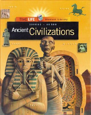ANCIENT CIVILIZATIONS 3000 BC-AD 500 TIME-LIFE STUDENT LIBRARY - Hardcover *NEW*