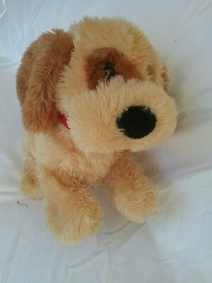 battery operated toy Dog. Begs, barks and walks