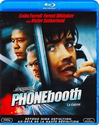 Phone Booth (Colin Farrell) ⭐️⭐️new Blu-Ray⭐️⭐️