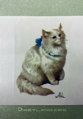 10 White Cat Stickers Decals For Scrapbooking Invitations Crafts