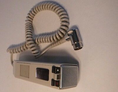 Vintage Norelco Dictation Machine Microphone LFH 0015/54