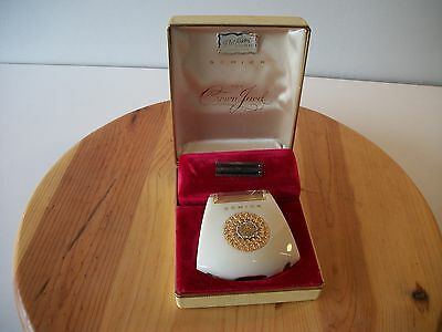 """Vintage Schick """"the Crown Jewel"""" Electric Shaver Womens Working In Box Schick"""