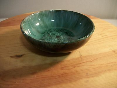 Vintqage Mid-Century Blue Mountain Pottery CANADA Bowl Drip Style Glazing