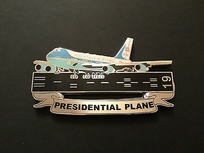 Rare Serialized Trump Air Force One Presidential Plane Non Nypd Challenge Coin