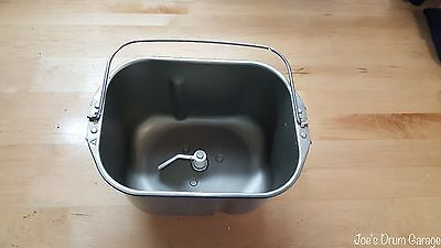 GE Bread Machine Paddle, Pan, and Manual Breadmaker Parts