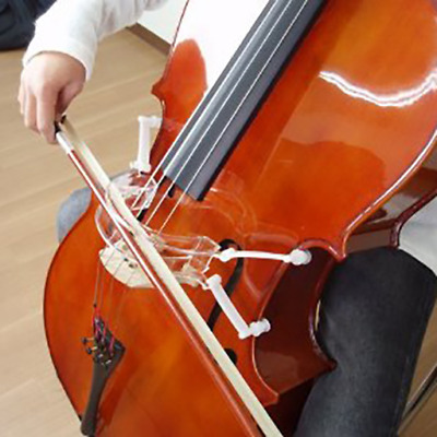 Bow Guide for Cello - HorACE 4/4-3/4