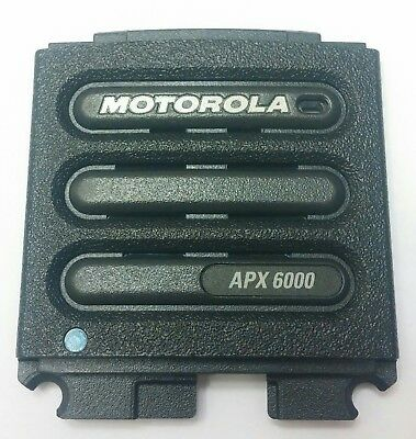 New Motorola Apx6000 Replacement Speaker Grill