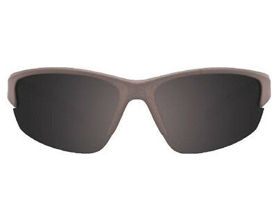 Greg Norman G4026 Performance Sunglasses - Grey/Red/Grey
