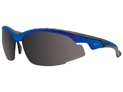 Greg Norman G4027 Performance Sunglasses - Black/Blue/Grey