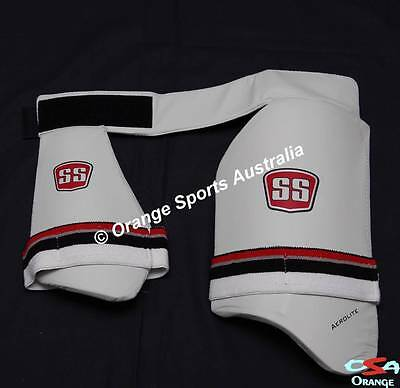Ss Aerolite  Combo Thigh Guard  Men Rh + Top Protection+Au Stock+2015