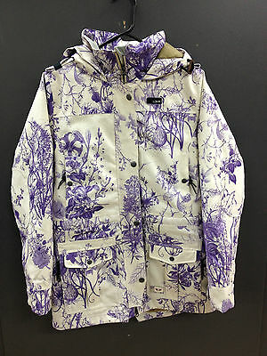 3CS Sentry Jacket Snowboard ski winter ladies womens xs s m 6-8 aussie 15k
