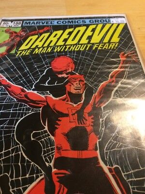Marvel Daredevil #188