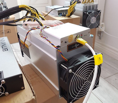 Bitmain account - Antminer D3 with APW3++ PSU paid in full