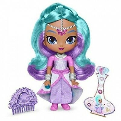 Fisher-price Shimmer And Shine * Princess Samira Doll New. Shipping Included