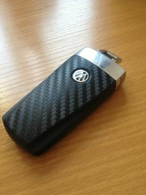 Vw passat B6 B7 CC key fob carbon sticker