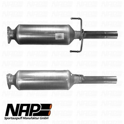 BM11056HP SOOT / PARTICULATE FILTER, EXHAUST SYSTEM BM CATAL