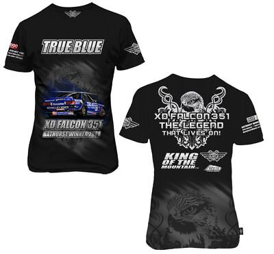 Musclecar Bathurst Winner XD Falcon 351 MenT shirt
