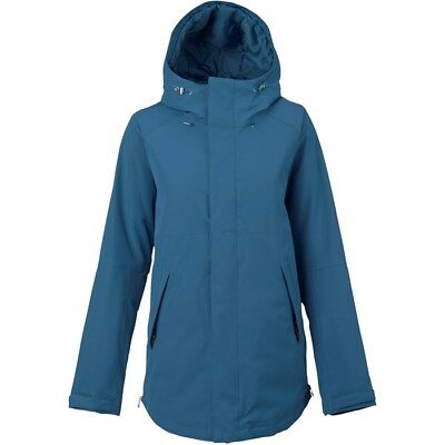 BURTON Mystic Jacket ladies snowboard ski snow jaded 10k shred womens girls