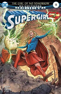 SUPERGIRL #13 (2017) | $3.59 LOWEST PRICE ONLINE! | $1.99 Shipping!!!