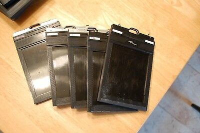 Fidelity Deluxe 4X5 Sheet Film Holders set of 5