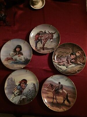 "Antiques ""Children of the Prairie"" collection"