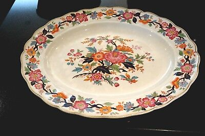 Grindley Old China Very Large Platter