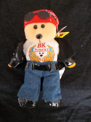 Harley the Biker Bear - Retired 2003
