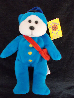 Postie the Bear - Retired 2000