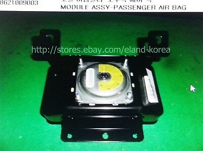 Ssangyong Genuine Passenger Air Bag Module Assy for KYRON #8621009003