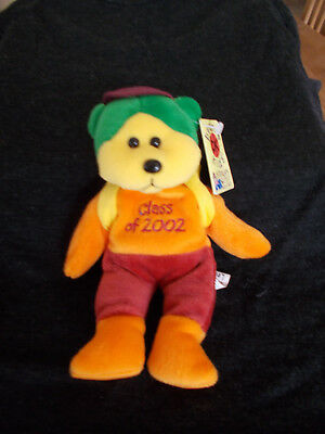 Learner the School Bear - Retired 2001